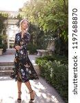 marvelous female in the... | Shutterstock . vector #1197688870
