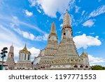 bangkok  thailand   november 12 ... | Shutterstock . vector #1197771553