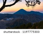 majestic view of mountains at... | Shutterstock . vector #1197775303