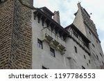 bran  brasov  transylvania ... | Shutterstock . vector #1197786553