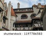 bran  brasov  transylvania ... | Shutterstock . vector #1197786583
