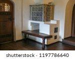 bran  brasov  transylvania ... | Shutterstock . vector #1197786640