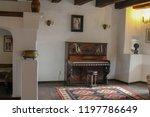 bran  brasov  transylvania ... | Shutterstock . vector #1197786649