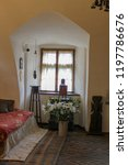 bran  brasov  transylvania ... | Shutterstock . vector #1197786676