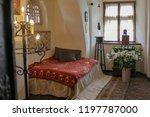 bran  brasov  transylvania ... | Shutterstock . vector #1197787000