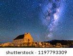 Milky Way Rising Above Church...