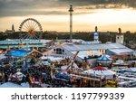 munich  germany   october 7 ...   Shutterstock . vector #1197799339