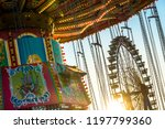munich  germany   october 4 ...   Shutterstock . vector #1197799360