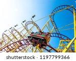 munich  germany   october 4 ...   Shutterstock . vector #1197799366
