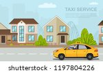 flat design high quality urban ... | Shutterstock .eps vector #1197804226