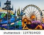 munich  germany   september 30  ...   Shutterstock . vector #1197814420