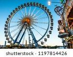 munich  germany   september 27  ...   Shutterstock . vector #1197814426