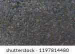 Texture Background Gravel Floor....