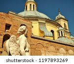 architecture and landmark of... | Shutterstock . vector #1197893269