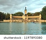 architecture and landmark of... | Shutterstock . vector #1197893380