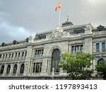 architecture and landmark of... | Shutterstock . vector #1197893413