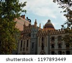 architecture and landmark of... | Shutterstock . vector #1197893449