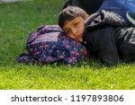 thessaloniki   greece   okt 8 ... | Shutterstock . vector #1197893806