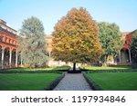 milan  italy october 8 2018  ... | Shutterstock . vector #1197934846