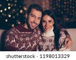 close up portrait of beautiful  ... | Shutterstock . vector #1198013329