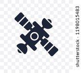 antenna icon vector  antenna... | Shutterstock .eps vector #1198015483