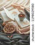 still life details in home... | Shutterstock . vector #1198029580