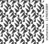 abstract seamless pattern of... | Shutterstock .eps vector #1198053889