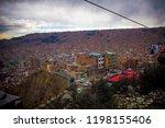 la paz  bolivia   october 9 ... | Shutterstock . vector #1198155406