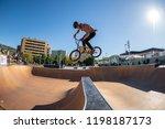 braga  portugal   october 7 ...   Shutterstock . vector #1198187173