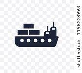 vessel transparent icon. vessel ...   Shutterstock .eps vector #1198228993