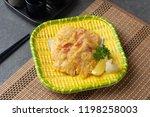 fried vegetables tempura | Shutterstock . vector #1198258003