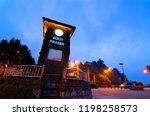 fraser hill  malaysia   jun 10  ... | Shutterstock . vector #1198258573