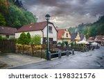 karlstejn  czech republic   10... | Shutterstock . vector #1198321576