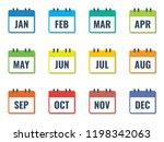 month name in calendar ...