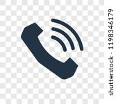 phone connection vector icon...