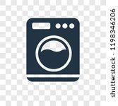 washing machine with dots...