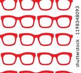 vector seamless pattern from... | Shutterstock .eps vector #1198348093
