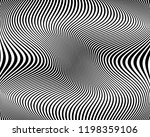 abstract pattern. texture with... | Shutterstock .eps vector #1198359106