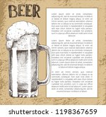 light beer glass quencher with...