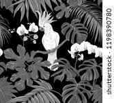 seamless pattern  background....   Shutterstock .eps vector #1198390780