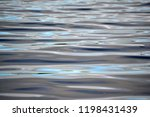 waves on the river. ripples on... | Shutterstock . vector #1198431439
