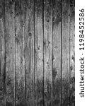 wood black background texture.... | Shutterstock . vector #1198452586