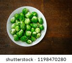 photo of a bowl of uncooked... | Shutterstock . vector #1198470280