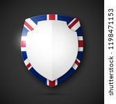 protected guard shield united... | Shutterstock .eps vector #1198471153