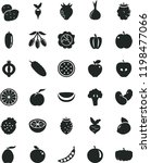 solid black flat icon set...   Shutterstock .eps vector #1198477066