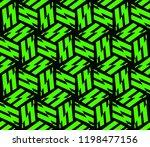 hipster background. geometric... | Shutterstock .eps vector #1198477156