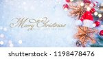 christmas and new year holidays ... | Shutterstock . vector #1198478476