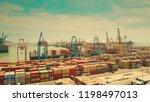 valencia  spain   october 2 ... | Shutterstock . vector #1198497013