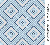 geometry zig zag vector pattern.... | Shutterstock .eps vector #1198548289