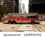 chicago  usa   june 05  2018 ... | Shutterstock . vector #1198554703